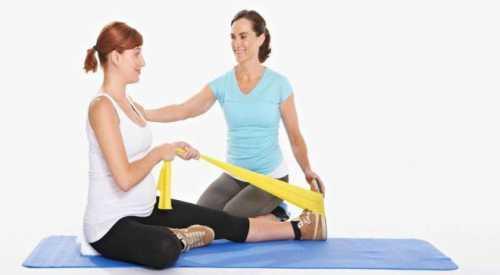 гимнастика для беременных: 3 триместр и допустимые упражнения